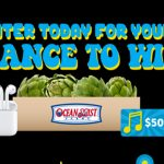 Ocean Mist Farms Get Up & Groove Giveaway