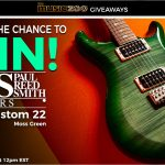 Paul Reed Smith Guitar Giveaway