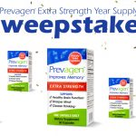 Prevagen Extra Strength Sweepstakes