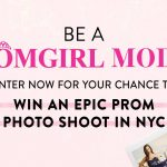 Be a PromGirl Model 2020 Sweepstakes
