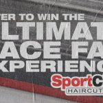 The Sport Clips Ultimate Race Fan Experience Sweepstakes