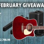 Takamine   Bose John Jorgenson 12-String Live Rig Giveaway