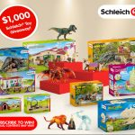 Schleich $1,000 Toy Giveaway