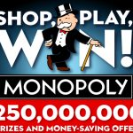 The SHOP, PLAY, WIN! Collect & Win Game featuring MONOPOLY
