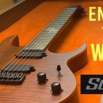 Solar Guitars S2.6FWA Giveaway