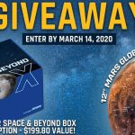The Space & Beyond Box February Sweepstakes