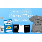Borrow Read Repeat The Office Sweepstakes