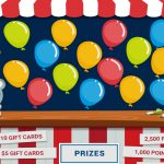 VIP Voice Pop The Balloon Instant Win Game