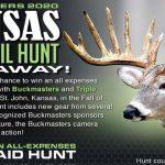 Kansas Whitetail Hunt Giveaway