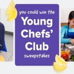 The Young Chef's Club Sweepstakes
