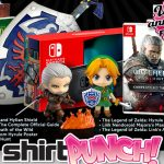 The FEBRUARY Zelda + Witcher + Switch Giveaway!
