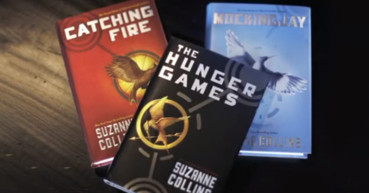 Share The Series Hunger Games Sweepstakes Julie S Freebies