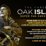 History Curse of Oak Island Super Fan Sweepstakes