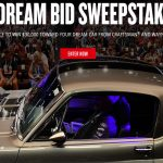 "The 2020 CRAFTSMAN Barrett-Jackson ""The Dream Bid"" Sweepstakes"