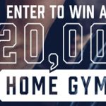 The 20K Gym Giveaway