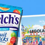 Welch's Fruit Snacks LEGOLAND Sweepstakes