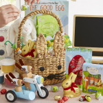 Lindt GOLD BUNNY & Crate and Kids Ultimate Easter Basket Sweepstakes
