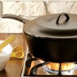 Lodge 5-Quart Cast Iron Covered Skillet Giveaway