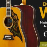 Fishman Win an Epiphone Guitar Contest