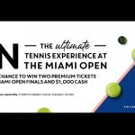The Kim Crawford Miami Open Sweepstakes