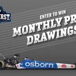 2020 Osborn Monthly Sweepstakes