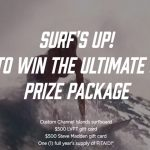 Lifeaid Surf's Up Giveaway