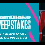 "The Voice ""Team Blake"" Sweepstakes"