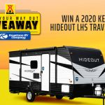 2020 Keystone Make Your Way Out Giveaway