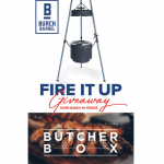 Fire It Up Giveaway