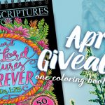 ColorIt's April Giveaway