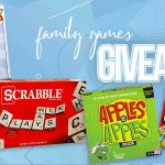 The i9 Sports Family Games Giveaway
