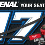 Fastenal Racing April 2020 Giveaway