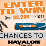 Havalon Fishing Knife And Tool Package Giveaway