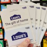 Georgia 811: Safe Digging Month Lowe's Gift Card Giveaway