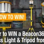 Lind Beacon360 GO Light w/Tripod Giveaway