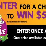 The LocalFlavor Crave the Save Sweepstakes