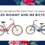 Joules Mommy and Me Bicycle Giveaway