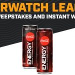 Coke Energy Overwatch League Sweepstakes and Instant Win (Select Regions)