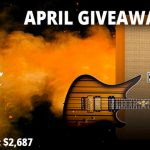 Schecter | Orange Synyster Gates Giveaway
