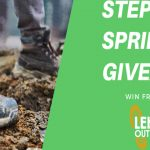 Step Into Spring Giveaway