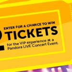 The Post-it Brand 40th Anniversary Pandora Live Sweepstakes