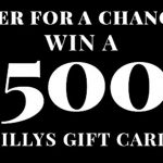 Tilly's April Giveaway