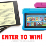 Kindle Summer Reading Sweepstakes (Amazon Account Required)