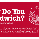 2020 How Do You Sandwich Sweepstakes (Select States)