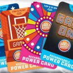 Dave & Buster's Summer of DING, DING, DING Sweepstakes and IWG