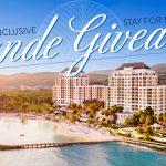 Playa Hotels & Resorts Jewel Grande - Grande Giveaway