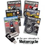 Motorcycle Classics Archive History Giveaway