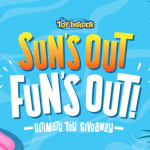 The Toy Insider Sun's Out, Fun's Out 2020 Giveaway