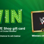 WWE Shop Gift Card Sweepstakes