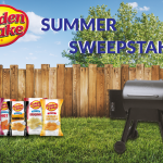 Golden Flake Trager Grill Sweepstakes (Select States)